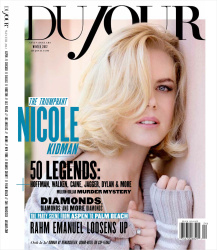 Nicole Kidman - DuJour Magazine Winter 2012 -- Feb.28.2017