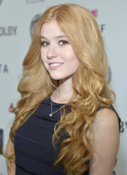 Katherine McNamara - 'Hugh Jackman...One Night Only' Benefitting MPTF in Hollywood 10/12/13