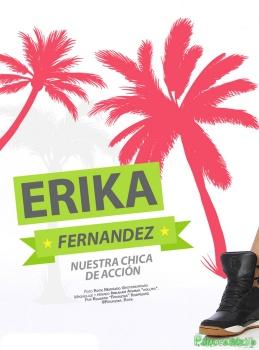 Erika Fernandez Revista Chilanga Surf Foto 3