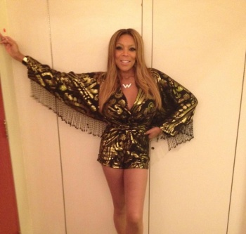 Wendy Williams New Jersey Performing Arts Center Facebook Pic