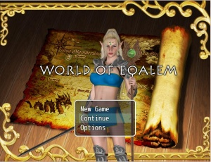 World of Eqalem from Combin Ation