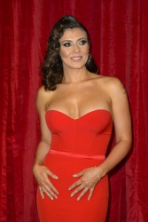 Kym Marsh - British Soap Awards 2016 @ Hackney Empire in London - 05/28/16