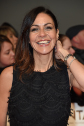 Julia Bradbury - 22nd National Television Awards @ The O2 Arena in London - 01/25/17