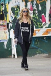 Nicky Hilton headed to the gym in the East Village neighborhood of NYC April 25-2015 x8
