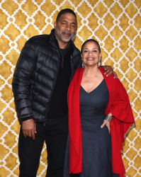 Debbie Allen - Confirmation Premiere @ Paramount Theater on the Paramount Studios lot in Hollywood - 03/31/16