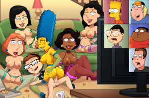 [Slappyfrog] Milf Party! (American Dad)