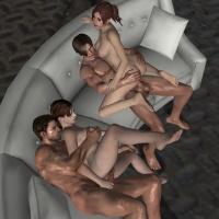 DarksDante - Resident Evil XXX Gallery (xnalara)