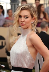 Vanessa Kirby - SAG Awards 2017 Jan.29.2017