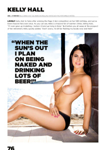 adp5AGZv Various Babes – Topless, Naked, Bikinis etc – Nuts' Summer Special 2013 (x91) photoshoots