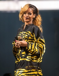 Rihanna – T in the Park performance – Kinross, Scotland – July 13, 2013 – 18