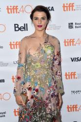 Rachel Weisz - 'Youth' Premiere During 2015 Toronto International Film Festival 9/12/15