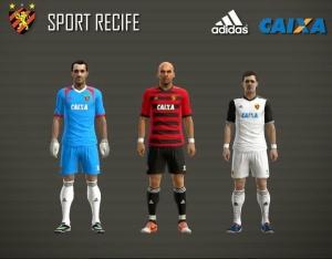 Download Sport Recife 2014/15 Kits by Kleyton Brandão