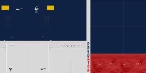 WC 2014 France pa Kit