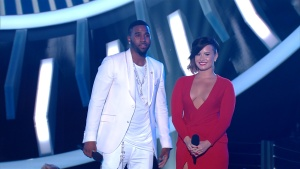 Demi Lovato - 2014 MTV Video Music Awards 1080i HDTV 35 Mbps MPA2.0 + Dolby E MPEG2- TrollHD