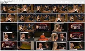 Kate Hudson - Tonight Show starring Jimmy Fallon - 7-21-14