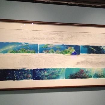 Ghibli s'invite dans la Galerie Art Ludique 1w5ngDXX
