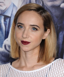Zoe Kazan - Our Brand Is Crisis Premiere @ TCL Chinese Theatre in Hollywood - 10/26/15