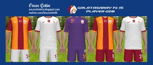 Download PES 2014 Galatasaray 14-15 Player GDB by Onur Cetin