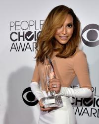 Naya Rivera - 40th Annual People's Choice Awards at Nokia Theatre L.A. 08-01-2014  39x updatet AcqAgq9v