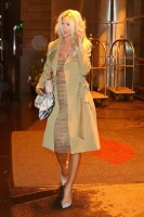 Victoria Silvstedt -               	Mondrian Hotel New York City April 25th 2017.