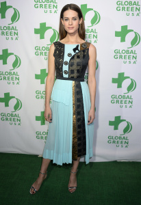 Lyndsy Fonseca - 14th Annual Global Green Pre Oscar Party in Los Angeles - February 22nd 2017