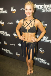 Paige VanZant - Dancing with the Stars Week Three