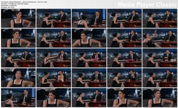 Sarah Silverman - Jimmy Kimmel Live - 9-4-14
