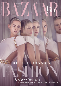 Kristen Stewart -                 Harper's Bazaar Magazine (UK) September 2017 Tom Craig Photos.