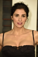 """Sarah Silverman """"2015 Vanity Fair Oscar Party hosted by Graydon Carter at Wallis Annenberg Center for the Performing Arts in Beverly Hills"""" (22.02.2015) 43x   BHgwhwhF"""