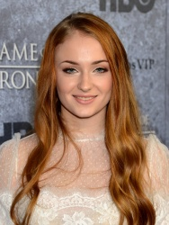 Sophie Turner - 'Game of Thrones' Season 3 premiere in San Francisco 3/20/13