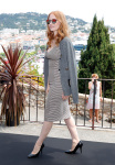 Jessica Chastain - attending the Mayor's Aioli at the 70th Annual Cannes Film Festival 5/26/17