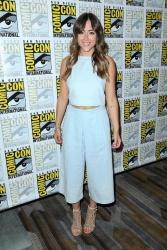 Chloe Bennet - San Diego Comic Con 2015 - 07/10/15