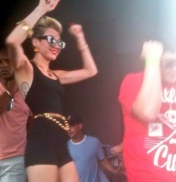 Miley Cyrus - Mackapalooza in Miami - June 28, 2013
