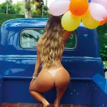 Gatas QB - Aricia Silva Revista Sexy Março 2015