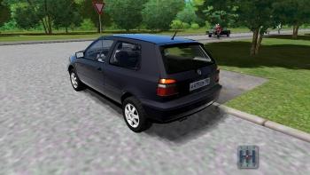 мод для 3d инструктора 2.2.7 volkswagen golf