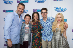 Dove Cameron - 2015 D23 Expo: Day Two @ the Anaheim Convention Center in Anaheim - 08/15/15
