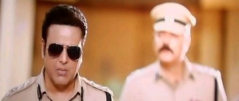 Screenshot Of Watch Online Aa Gaya Hero (2017) Full Movie Download Free Pdvdrip HQ