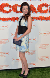 Linda Cardellini - 3rd Annual Coach Evening to benefit Children's Defense Fund in Santa Monica 4/10/13