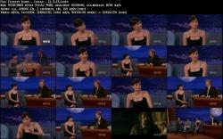 Felicity Jones - Conan - 12-3-13