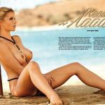 Gatas QB - Ramona Bernhard Playboy Eslovénia Outubro 2015