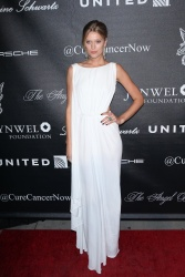 Toni Garrn - Gabrielle's Angel Foundation Hosts Angel Ball 2015 @ Cipriani Wall Street in NYC - 10/19/15