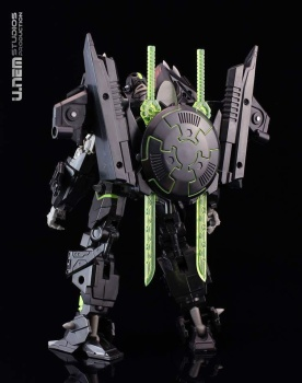 [Mastermind Creations] Produit Tiers - R-15 Jaegertron - aka Lockdown des BD IDW QeveetOQ