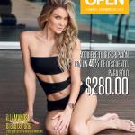 Maria Leon Open Agosto 2017 | the4um.com.mx
