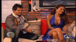 Ninel Conde Legs and Cleavage (Spanish Chick MQ)