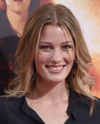 Ashley Hinshaw - American Ultra Premiere @ Ace Theater Downtown LA in Los Angeles - 08/18/15