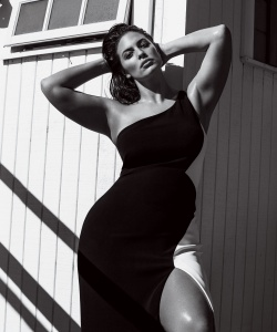 Ashley Graham - Vogue Magazine March 2017