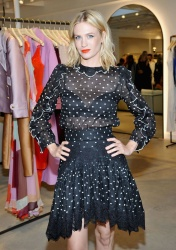January Jones - At The Zimmermann Flagship Store Opening in LA 7/29/15