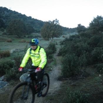 24/01/2016. Hoyo de Manzanares-Sierra de Hoyo de Manzanares. Parking del centro de hoyo: 8:00 G8mzgHXN