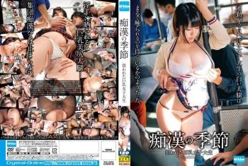 EKDV-440 - Kirishima Sakura - Season Of Molesters. Preying On A Schoolgirl With Big Tits