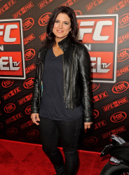 Джина Карано, фото 216. Gina Carano UFC On FOX: Live Heavyweight Championship - November 12, 2011, foto 216